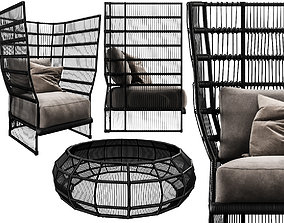 Skyline Spa Outdoor Collection 3D
