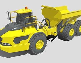 3D model Dumper Truck large-truck