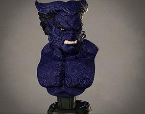 3D printable model Campbells Beast Bust
