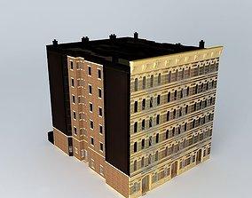 NYC Tenements 3D