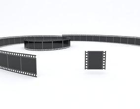 negatif film hp 3D model