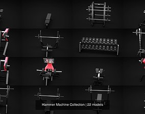 Hammer Machine Collection 3D model