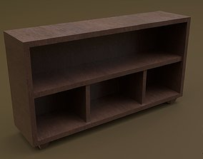 Console Table 04 3D model