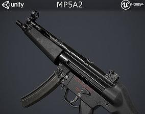 3D asset realtime MP5A2