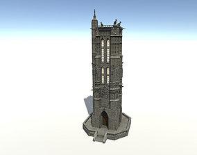 3D model Tour Saint Jacques