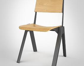 3D model Uniform Chair
