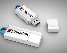 3D model USB Memory stick