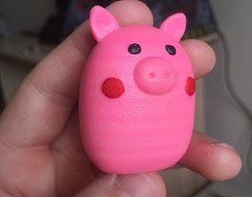 3D printable model Piggy