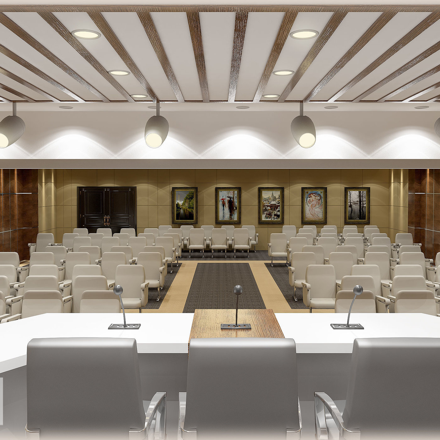 Conference Hall 18