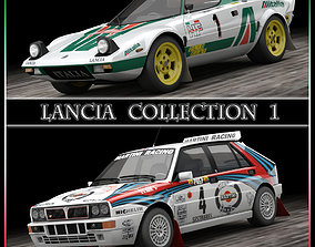 3D Lancia collection 1