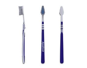 3D dental Toothbrush