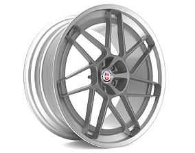 3D model wheels HRE RS309 Wheel