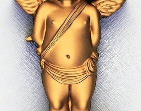 cherub Cupid 3D print model