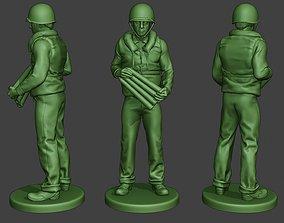 3D printable model US Navy Sailor ww2 Ammo USN1