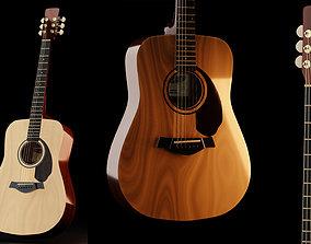 3D Acoustic Guitar instrument