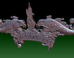 A-Ganger 3D print model