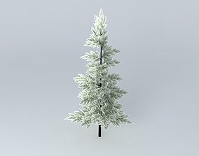 HD Pine Tree Model