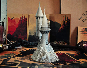 OWL TOWER - HARRY POTTER 3D print model