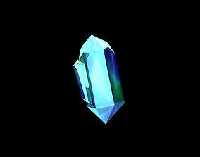 Sapphire 3D model