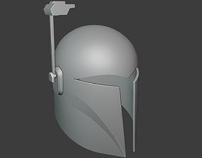 Helmet stormtrooper female Star Wars 3D printable model