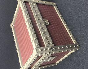 3D printable model The Treasure Trunk
