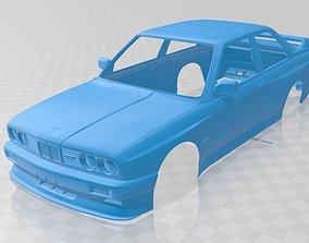 E30 M3 Printable Body Car miniz