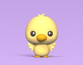 3D print model Little Chick