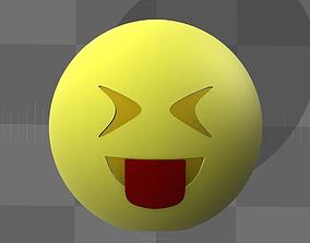 Emoji 3D print model miniatures