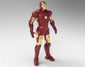 Iron Man Mark III 3D