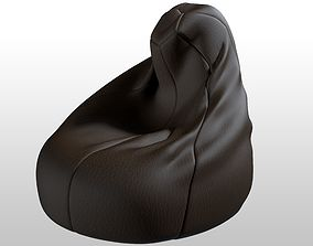 sofabed Bean bag 3D