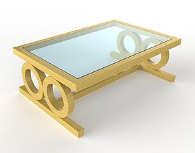 3D model Asher Coffee Table