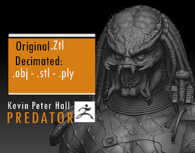 Kevin Peter Hall - Predator 3D printable model