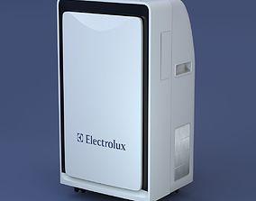 Electrolux EACM floor air conditioner 3D model
