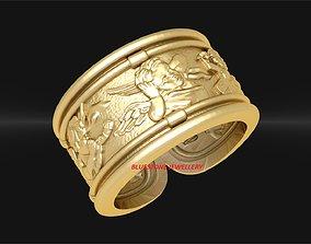 3D print model M2035 KIDS GOLD RING