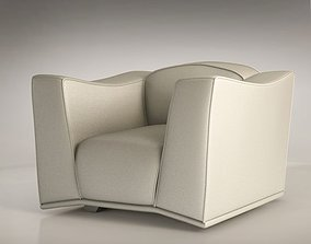 3D giorgetti mould armchair