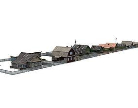 3D asset village