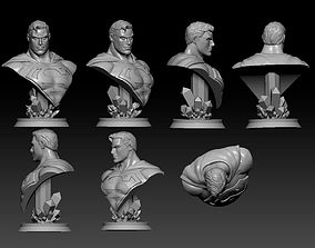 Superman Bust - Alex Ross 3D printable model