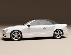 3D model AudiA5 2010