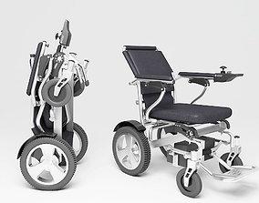 3D Wheel Chair hospital