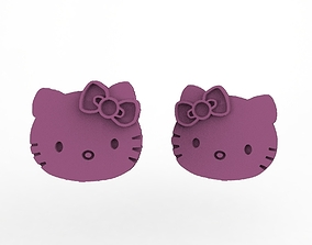 3D print model Hello Kitty