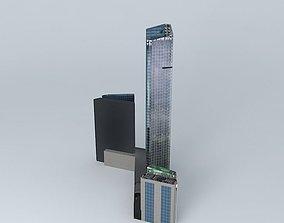 Shangha BM Plaza 3D model