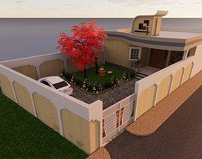 3D model small house design