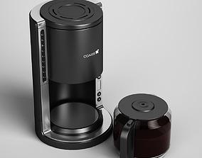 3D model Coffee Maker 07