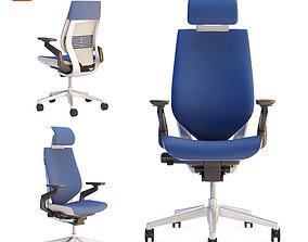 3D Steelcase - Office Chair Gesture