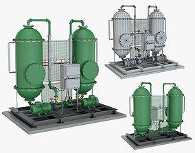 3D Industrial Part 1