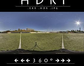 3D model HDR 9 SOCCER CAMP