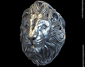 Lion vol1 ring 3D print model