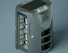 3D Hard Surface Units Kit