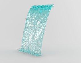 3D Fountain potok 2