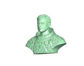 Neil Armstrong 3D print model neil